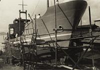 昭和33年頃の吉浦工場