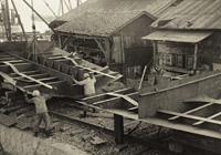昭和35年頃の吉浦工場