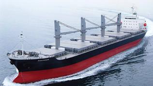 オープンハッチタイプ貨物船 [32,000D/W]