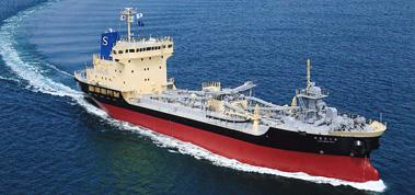 セメント運搬船 [5,500D/W]