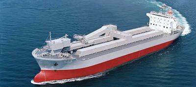 石灰石運搬船 [20,150D/W]